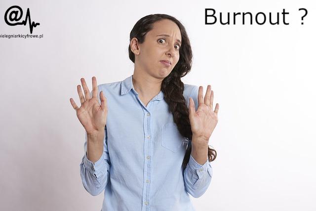 """""""Syndrom burn out"""" zobacz czy dotyczy również ciebie!"""