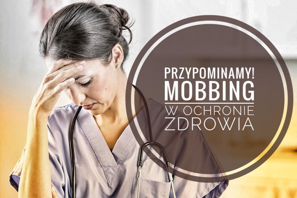 Monika Drobińska o mobbingu