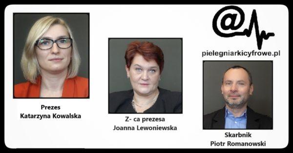 Historia powstania Stowarzyszenia Pielęgniarki Cyfrowe