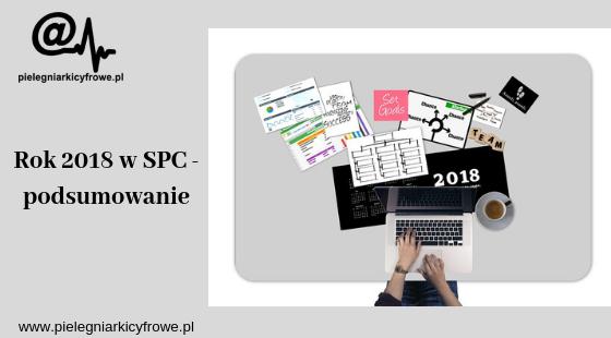 Podsumowanie działalności SPC w 2018 roku