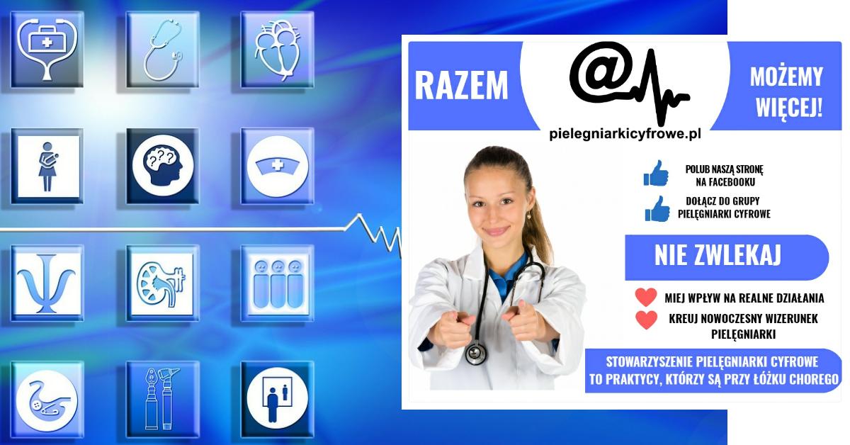 Dołącz do Stowarzyszenia Pielęgniarki Cyfrowe