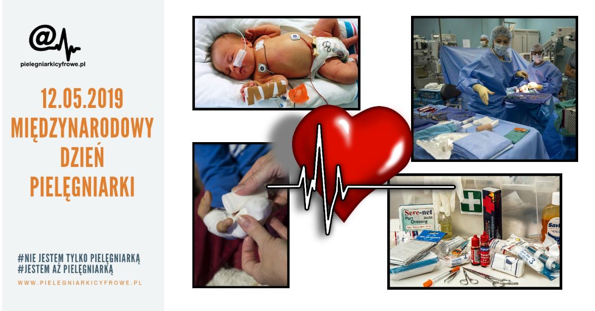 12 maja-Międzynarodowy Dzień Pielęgniarek