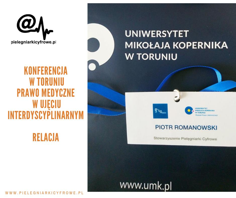 """Konferencja ,,Prawo Medyczne w ujęciu interdyscyplinarnym""""."""