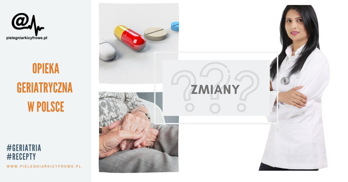 Kompetencje i samodzielność pielęgniarek  to przepis na skuteczną opiekę geriatryczną w Polsce!