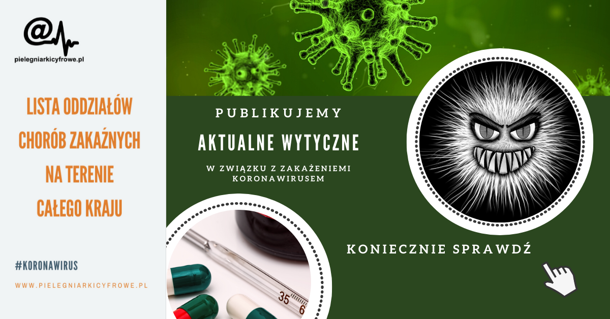 Zakażenie koronawirusem